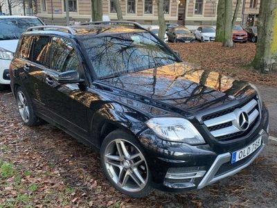 begagnad Mercedes GLK220 Automat AMG Sport Paket