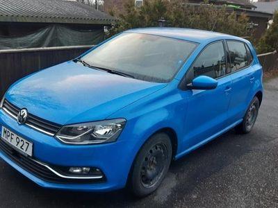 begagnad VW Polo 1.2 TSI (LÅGMIL)