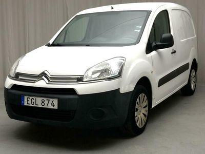 begagnad Citroën Berlingo III 1.6 HDi Skåp 2014, Transportbil Pris 30 000 kr