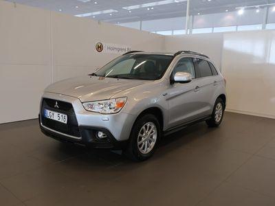 begagnad Mitsubishi ASX 1.8 D 4WD Business