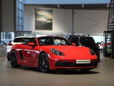 brugt Porsche 718 Boxster GTS, PDK
