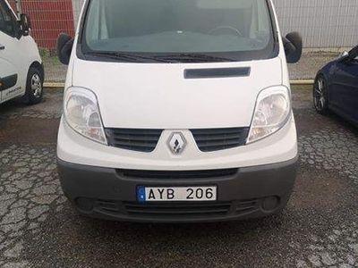 begagnad Renault Trafic 2.0 dCi Skåp -14