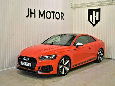 begagnad Audi RS5 Coupé 2.9 V6 TFSI Quattro 450hk Virtual/B&O/Sv-såld