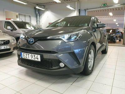 begagnad Toyota C-HR 1.8 Hybrid Active / Drag / V-hjul