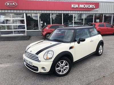 begagnad Mini Cooper D Pepper 111hk