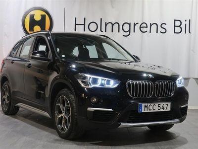 begagnad BMW X1 xDrive 20d X Line (190hk) Drag