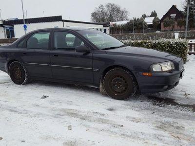begagnad Volvo S80 2.4 (19.300 mil) -00