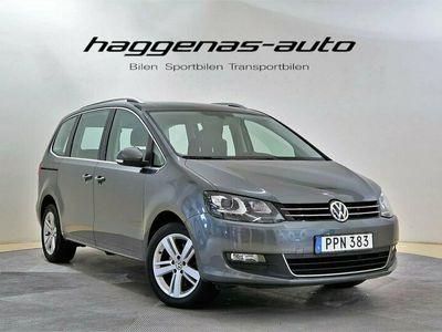 begagnad VW Sharan dealer