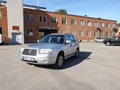 gebraucht Subaru Forester 2.0-4WD-Taklucka-Dragkrok-158hk