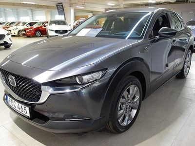begagnad Mazda CX-30 A6 2.0 Sky 150 hk OMG LEV