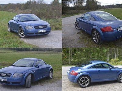 begagnad Audi TT Coupé 1.8 (Bytes mot, se nedan)