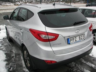 begagnad Hyundai ix35 1,7 crdi Comfort -14
