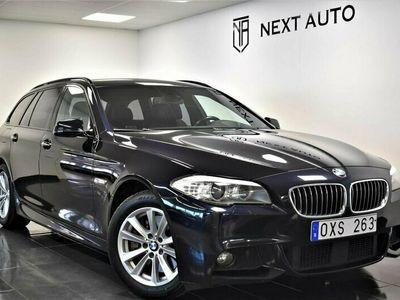 begagnad BMW 535 d 299HK TOURING AUT M-SPORT D-VÄRM NAVI