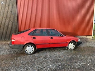 begagnad Saab 900 -97