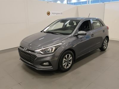 begagnad Hyundai i20 1.25 84hk 5d Trend