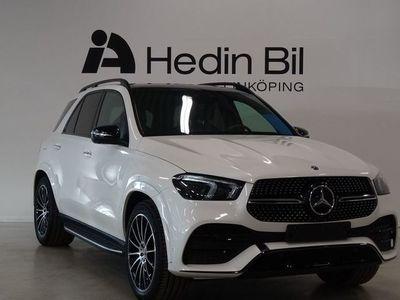 begagnad Mercedes GLE400 D AMG-LINE PARKERINGSVÄ