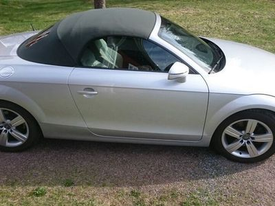 begagnad Audi TT 2.0 TFSI 2009