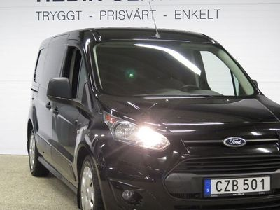 begagnad Ford Transit LWB 1.5 TDCi SelectShift, 120hk
