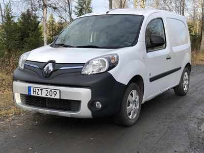 begagnad Renault Kangoo II Z.E. 22 kWh Skåp (60hk)