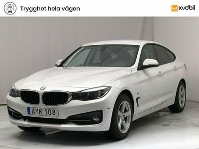 begagnad BMW 320 Gran Turismo d xDrive, F34 2017, Halvkombi Pris 222 500 kr