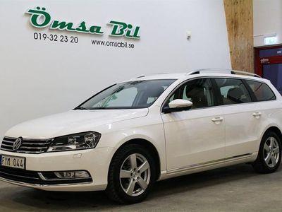begagnad VW Passat 1.4 TSI Multifuel Masters DRAG 160 HK