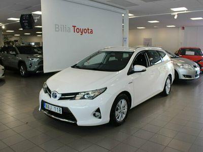 begagnad Toyota Auris Touring Sports Hybrid 1.8 Active Kvalitetsgaranti