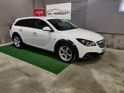 begagnad Opel Insignia Country Tourer 2.0 CDTI 4x4 Automat 163hk drag