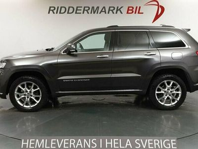 begagnad Jeep Grand Cherokee 3.0 4WD Summit Pano Navi Drag H/K 250hk