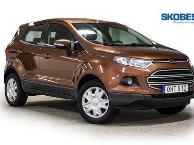 begagnad Ford Ecosport 1.0 125 Trend