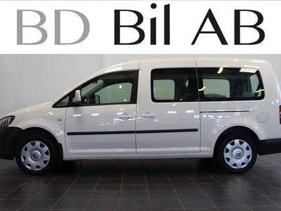 begagnad VW Caddy Maxi Life 1.6 TDI 7-SITS D-VÄRM
