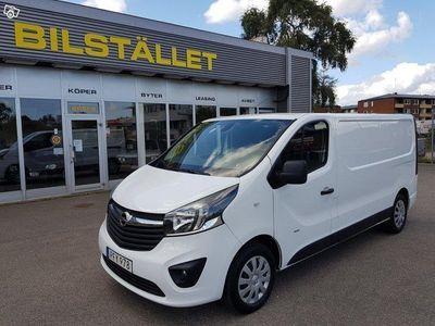 begagnad Opel Vivaro L2H1 1,6 CDTi 120hk Premium -17