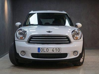 begagnad Mini Cooper D Countryman ALL4 Automat Chili Drag V-Hjul