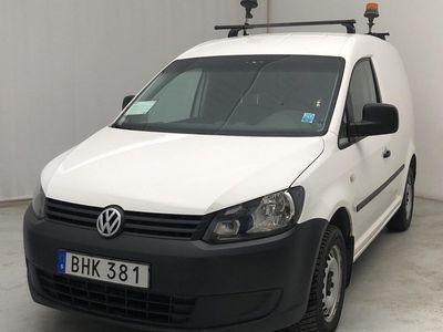 begagnad VW Caddy VW 1.6 TDI Skåp 2015, Transportbil 80 000 kr