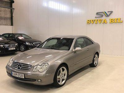 begagnad Mercedes CLK240 Coupé Automatisk, 170hk
