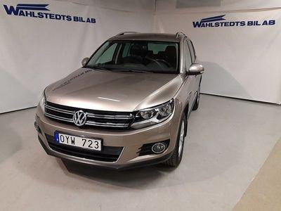 begagnad VW Tiguan TSI 180 DSG S&S