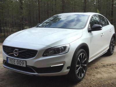 used Volvo S60 CC D4 AWD (190hk)