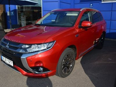 usata Mitsubishi Outlander P-HEV 2.0 Aut 4WD Business 2018, SUV 399 900 kr