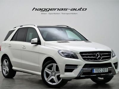 brugt Mercedes ML350 AMG / Panorama / NAVI