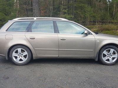 begagnad Audi A4 2.0T Quattro Avant 200hk