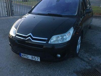 begagnad Citroën C4 2.0 ny besiktad