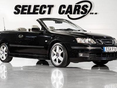 second-hand Saab 9-3 Cabriolet 1.8t Vector 150hk -04