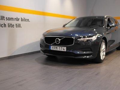 begagnad Volvo V90 D3 Momentum Edition, VOC, Adaptiv farthållare, Parkeringssensor bak, Tonade rutor, Euro6, Nybilsgaranti