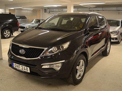 begagnad Kia Sportage 1.7 CRDi 2WD 2014, SUV 129 000 kr