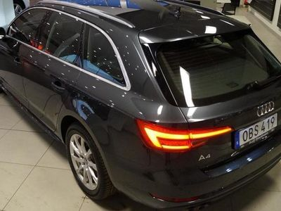 begagnad Audi A4 Avant 2.0 TDI 190 hk quattro S-tronic