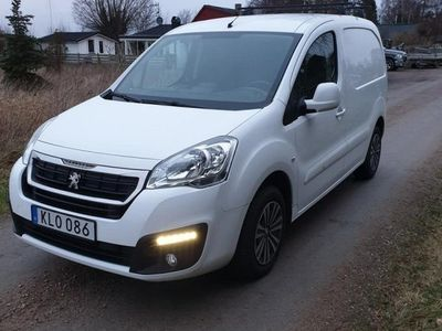 begagnad Peugeot Partner Van 1.6
