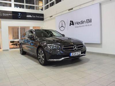 begagnad Mercedes E300 Kombi demo