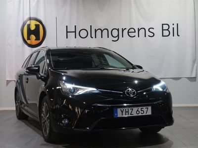 begagnad Toyota Avensis 2.0 D-4d Touring Sports (143hk) Drag