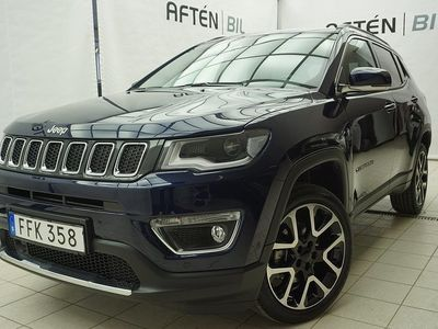 begagnad Jeep Compass LIMITED 170HK M-AIR 4WD AT9 MY19 -19
