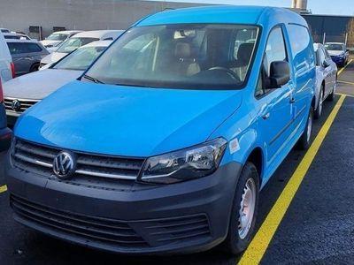 begagnad VW Caddy Maxi skåp 2.0 TDI 102hk DSG