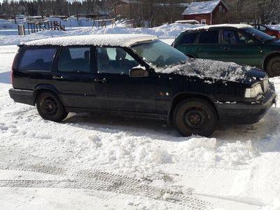 begagnad Volvo 855 glt 2,5